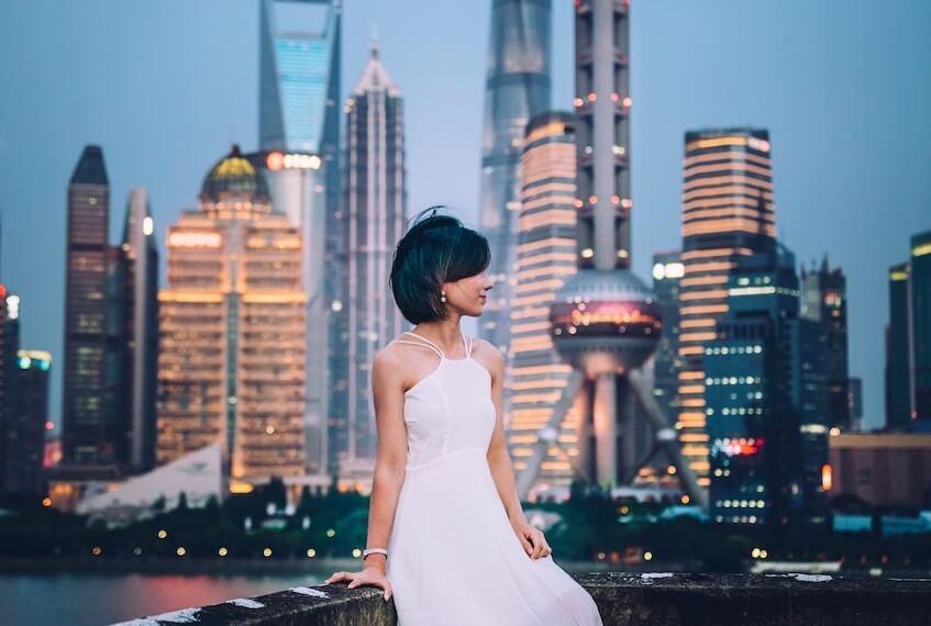 Shanghai-Chine-Voyage