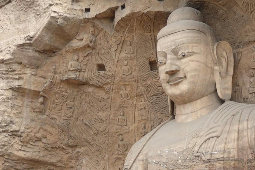 buddhism-Datong-Yungang