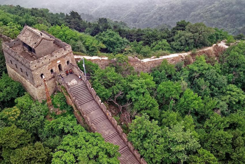 Grande-muraille-Beijing-Chine