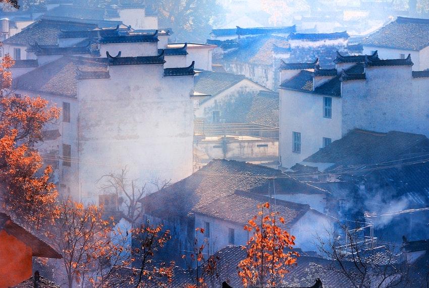 Huangshan-Maison
