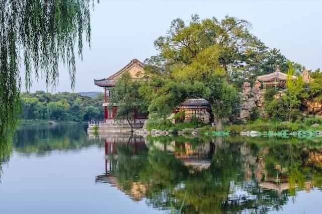 Pekin Palais d'ete de Chengde