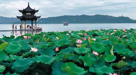 voyage hangzhou Lac de l'Ouest