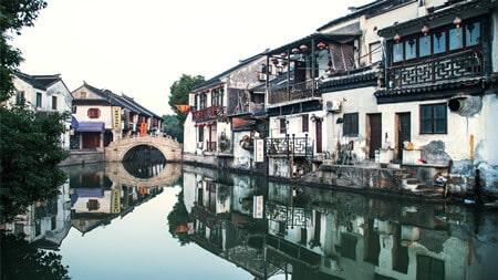 voyage suzhou
