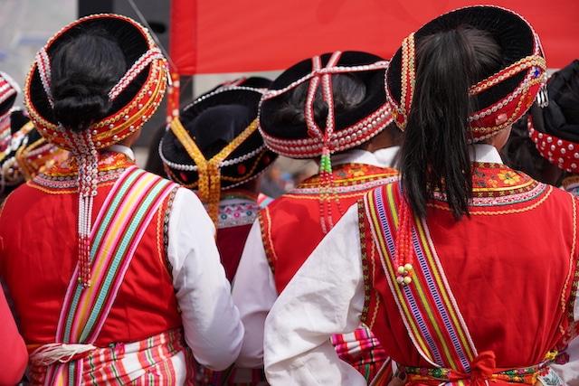 fetes-des-minorites-Yunnan