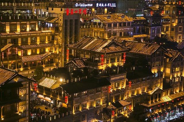 Chongqing-cielchine
