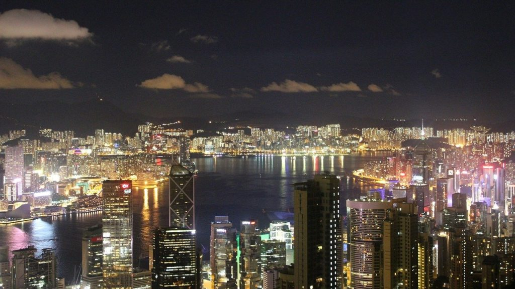hongkong-vue-nuit