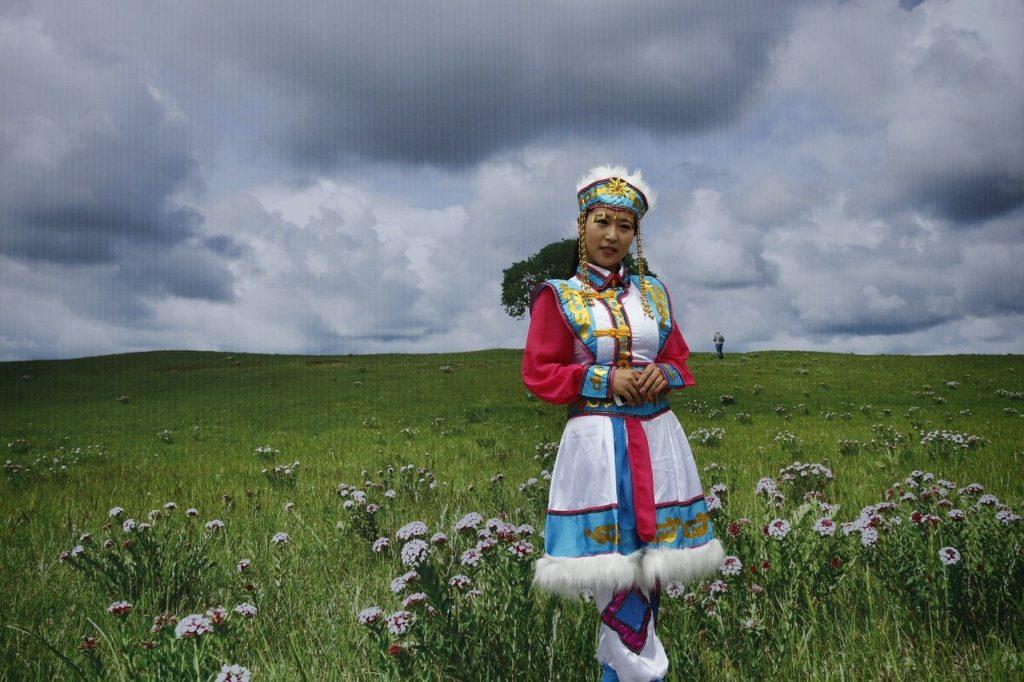 belle-mongolienne