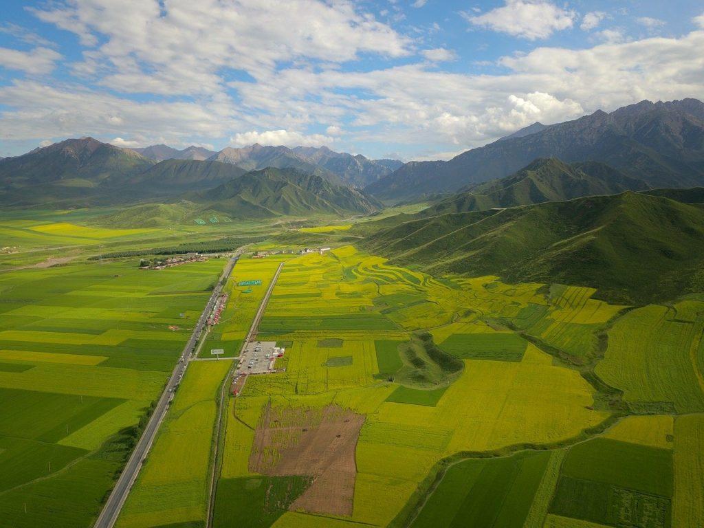 paysage-qinghai-chine